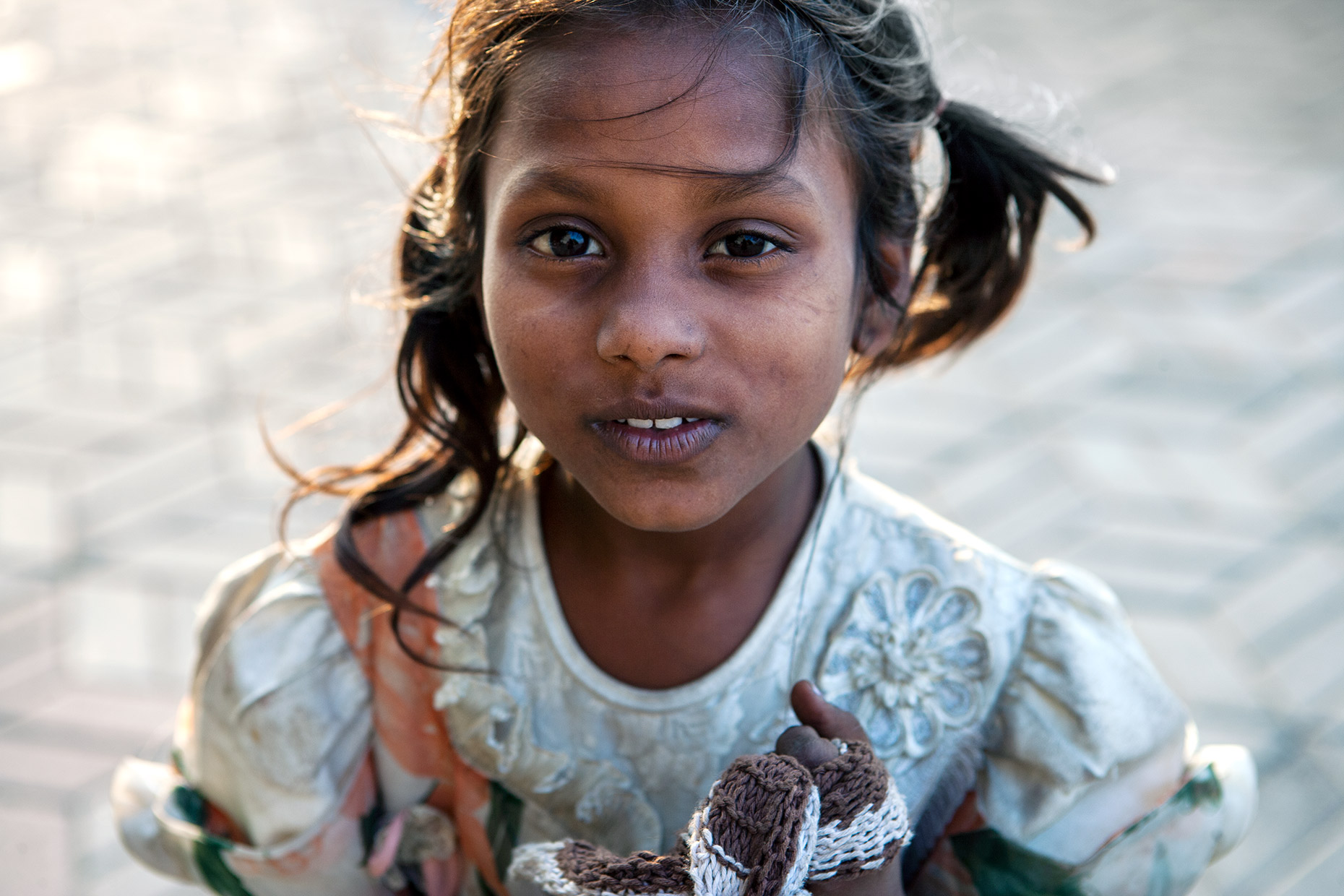 Mumbai Street Child